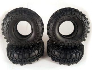 """110mm 1.9"""" Super Swampers Tires"""