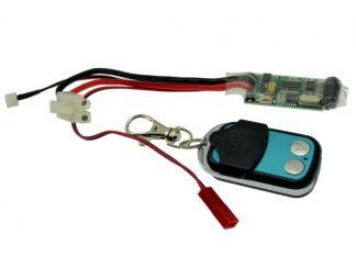 Winch remote controller
