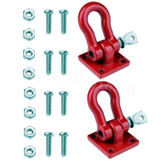 Scale Tow Hooks - set