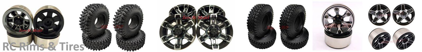 Slider-Rims & Tires