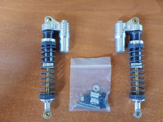 110mm External spring Piggyback shocks