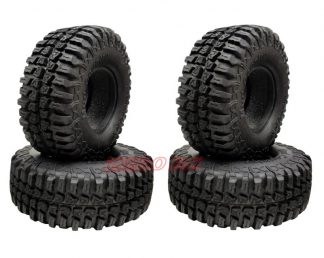 4pc 100mm x 40mm Tires