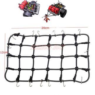 Cargo-Luggage net (Medium) Black