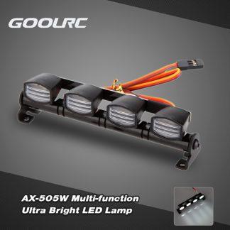 4 LED Square light bar