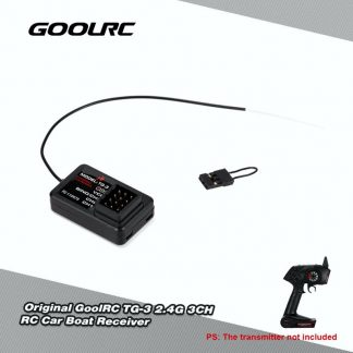 Gool RC 3 channel receiver