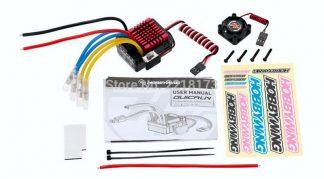 Hobbywing 860 Dual Brushed ESC