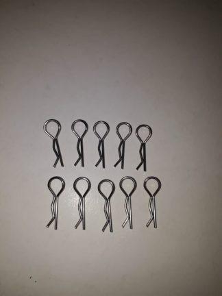 Body Pins x10