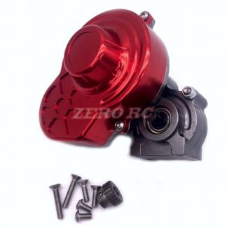 SCX10 Gearbox - RED