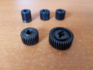 SCX10 Gearbox - Helical Cut Steel Gears Set