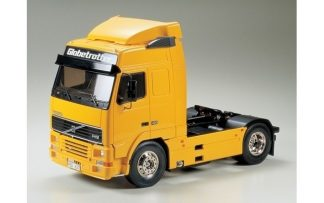1/14 Scale Tamiya Truck - Volvo FH12 Globetrotter 420
