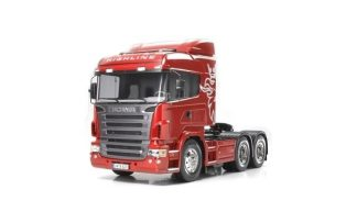 1/14 Scale Tamiya Truck - Scania R620 6x4 Highline