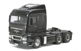 1/14 Scale Tamiya Truck - MAN TGX 26.540 6X4 XLX