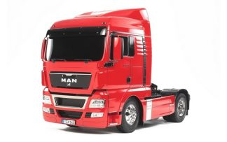 1/14 Scale Tamiya Truck - MAN TGX 18.540 4X2 XLX