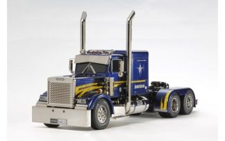 RC Tamiya 1/14 Scale Trucks and Trailers