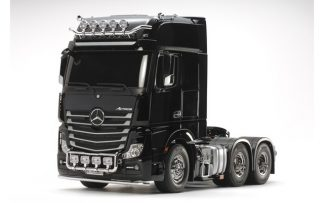 1/14 Scale Tamiya Truck - Mercedes Benz Actros 3363 6X4 Gigaspace