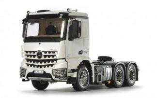 1/14 Scale Tamiya Truck - Mercedes Benz Arcos 3363 6X4 ClassicSpace