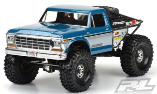 Proline 1979 Ford F150 Clear CAB ONLY