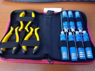 Toolset in Bag
