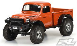 Body 1946 Dodge Power Wagon Cab and Bed (313mm)