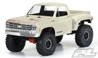 Body 1978 Chevy K-10 Body and Bed (313mm)