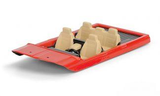 Lightweight 4 Seat Interior