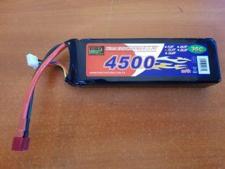 Enrichpower 4500mah 3 Cell 35C LIPO Deans plug