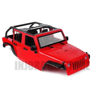 Jeep Rubicon Hardbody 5 Door 313mm Wheelbase