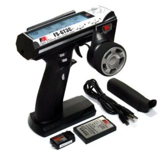Flysky GT3C 3 Channel Rechargeable