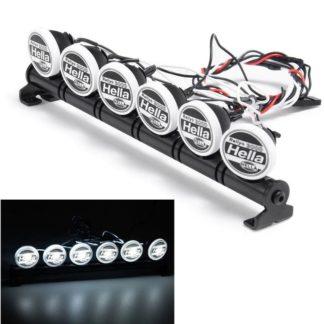 6 Spotlight Light Bar