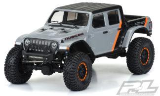 2020 Jeep Gladiator Clear Body - 313mm