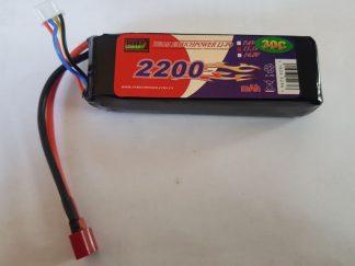 Enrichpower 2200mah 3 Cell LIPO Deans